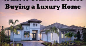 What to Consider Before Buying a Luxury Home